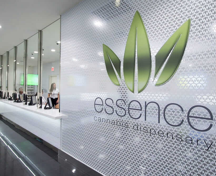Essence Cannabis Dispensary Web Design and Digital Marketing