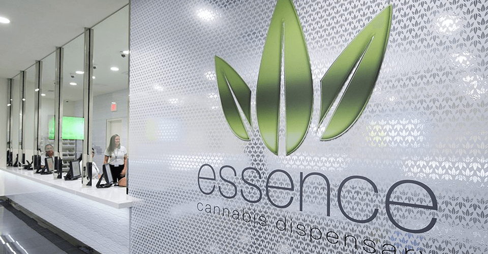 Essence Cannabis Dispensaries Web Design and SEO