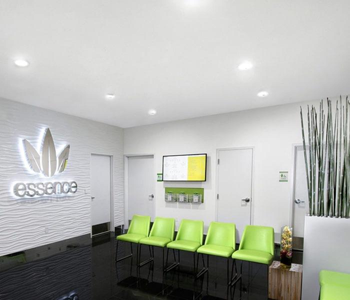 Essence Dispensaries - Web Development & SEO