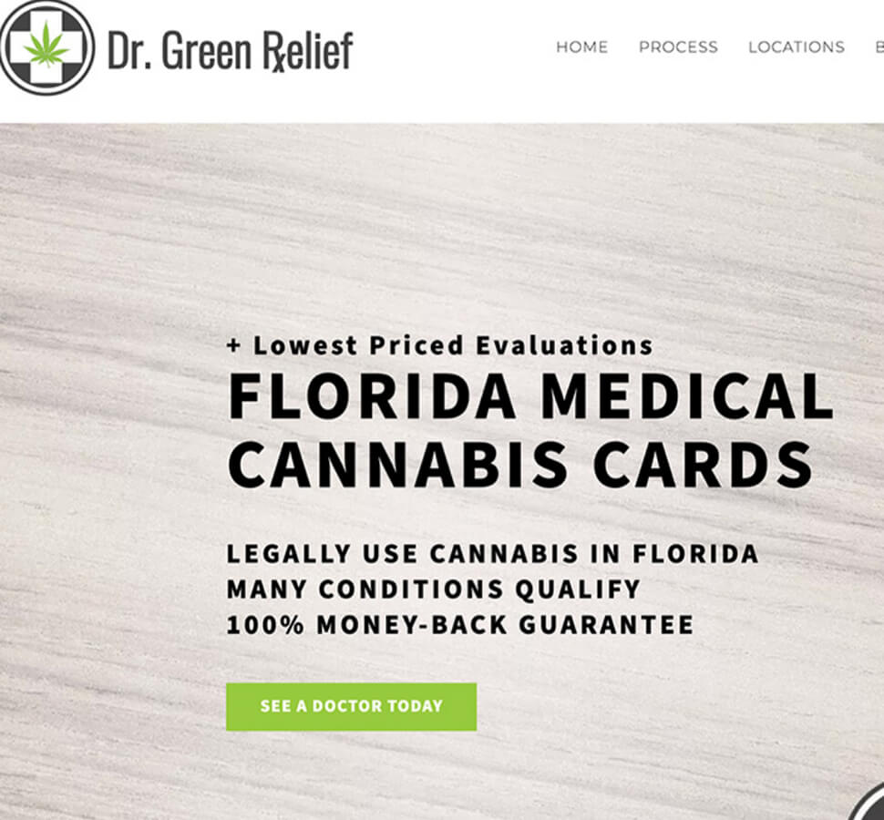 Project Dr Green Relief